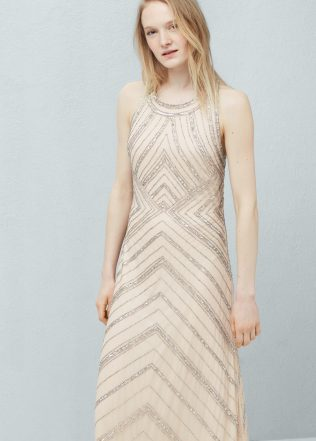 Maxi dress £119.99 at Mango
