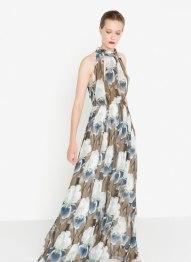 Maxi dress £160 at Uterque.com