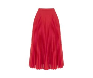 Pleated midi £45 from Oasis