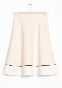 Flippy skirt £69 from Other Stories
