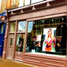 Sweaty Betty, Northcote Road