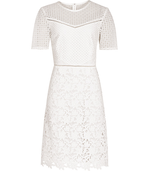 Dress £225 at Reiss