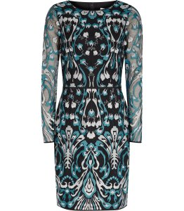 Dress £245 at Reiss