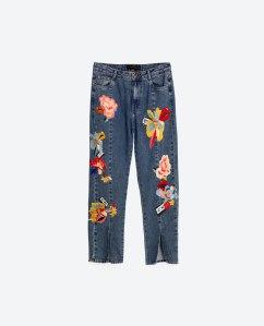Jeans £39.99 at Zara