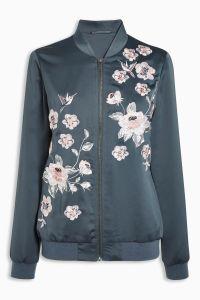 Bomber jacket £60 at Next