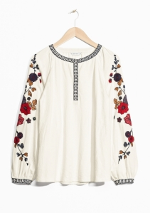 Peasant top £79 at Other Stories