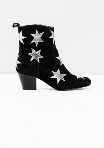 Ankle boots £125 at Other Stories
