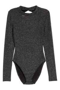 'Rhumba' body £14.99 by H&M