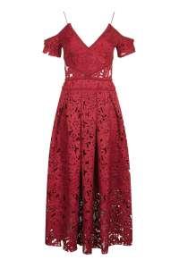 Dress £150 at Top Shop