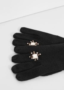 Gloves with ring detail £15.99 at Mango