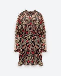 Dress £29.99 at Zara