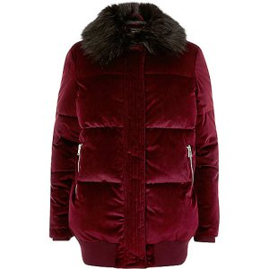 Puffer £95 at River Island