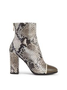 Snakeskin boots down to £148 by Just Cavalli at VeryExclusive.com
