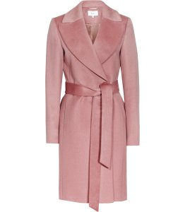 Coat down to £155 at Reiss