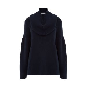 Sweater down to £25 at Warehouse