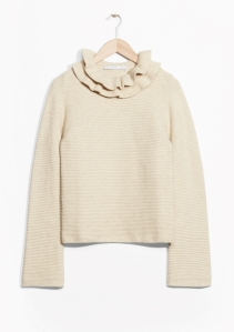 Sweater down to £33 at Other Stories