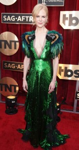 Nicole Kidman in Gucci at the SAGS