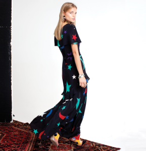 Dress £305 by Rixo at Katie & Jo